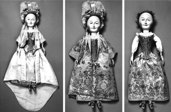 Леди Клепхем из музея Виктории и Альберта в Лондоне